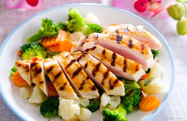 Comidas saludables y rápidas