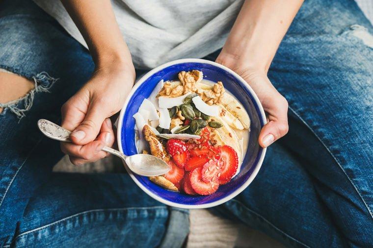 Ideas de desayuno saludable en 10 minutos