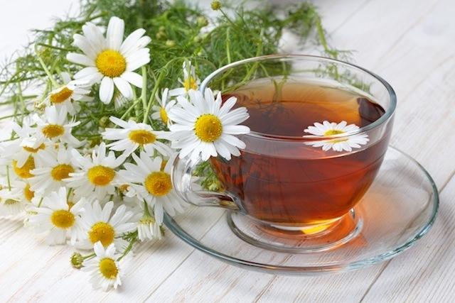usos del té de manzanilla en tu vida diaria
