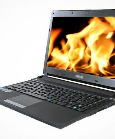 Soluciona el problema de la laptop que se calienta