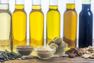 """""""tipos de aceites bajos en grasas saturadas"""