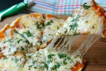 """""""pizza con trigo"""""""