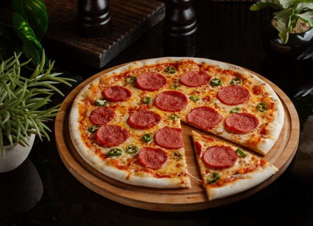 """""""pizza clásica"""""""