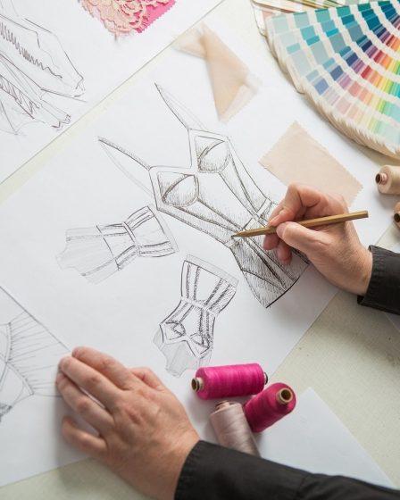 ¿Qué materias se cursan en la licenciatura en diseño de moda